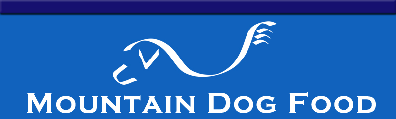 Mountain Dog Food Logo
